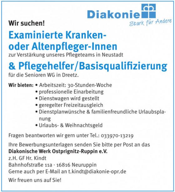 Diakonische Werk Ostprignitz-Ruppin e.V.
