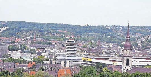 Die Bautätigkeit in Wuppertal hinkt hinter denen der Städte der Rheinschiene hinterher, beklagt das Wuppertaler Handwerk.