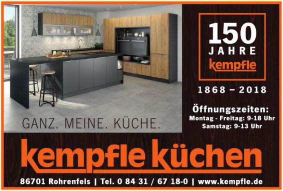 Kempfle Küchen