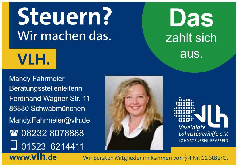 Mandy Fahrmeier Beratungsstellenleiterin
