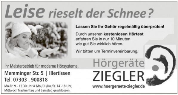 Hörgeräte Ziegler