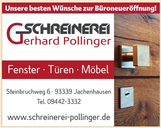 Schreinerei Gerhard Pollinger