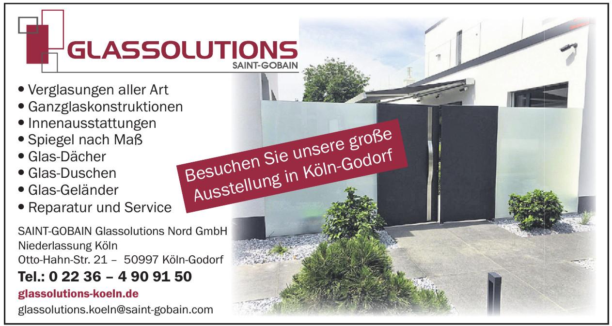 SAINT-GOBAIN Glassolutions Nord GmbH