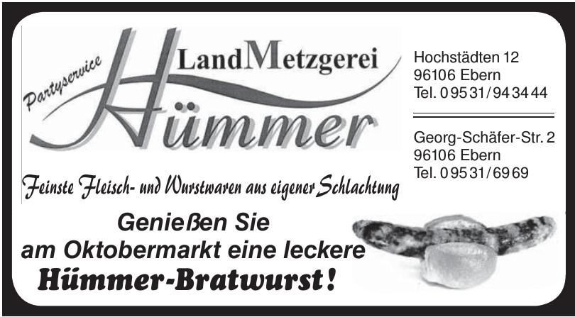 Hümmer Land Metzgerei