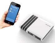 Mit der Genius Control App kann der Genius Port in Betrieb genommen und konfiguriert werden. Die App liefert weiterhin im Klartext Auskunft darüber, wo genau das Feuer ausgebrochen ist
