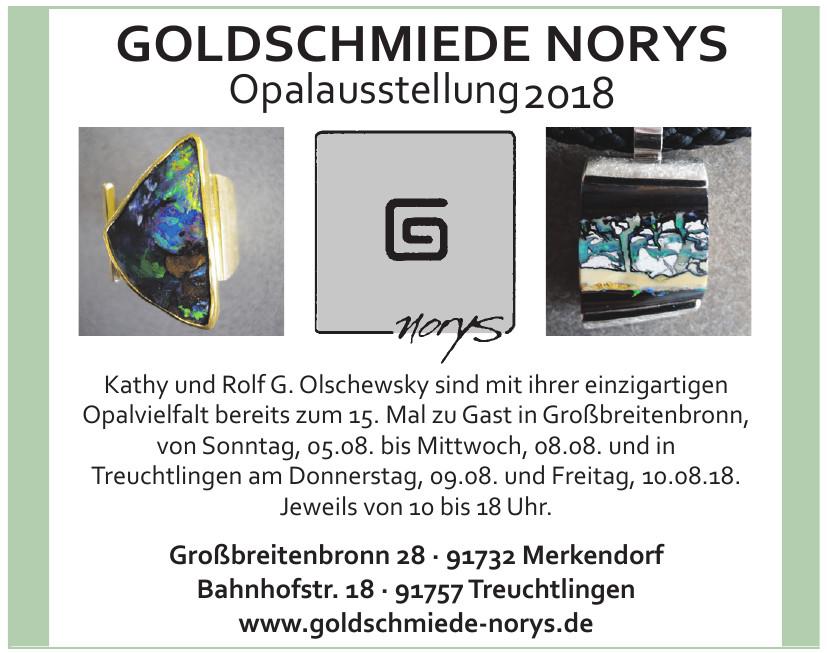 Goldschmiede  Norys