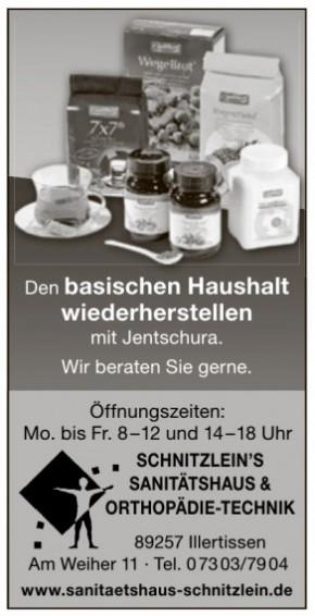 Sanitätshaus Schnitzlein