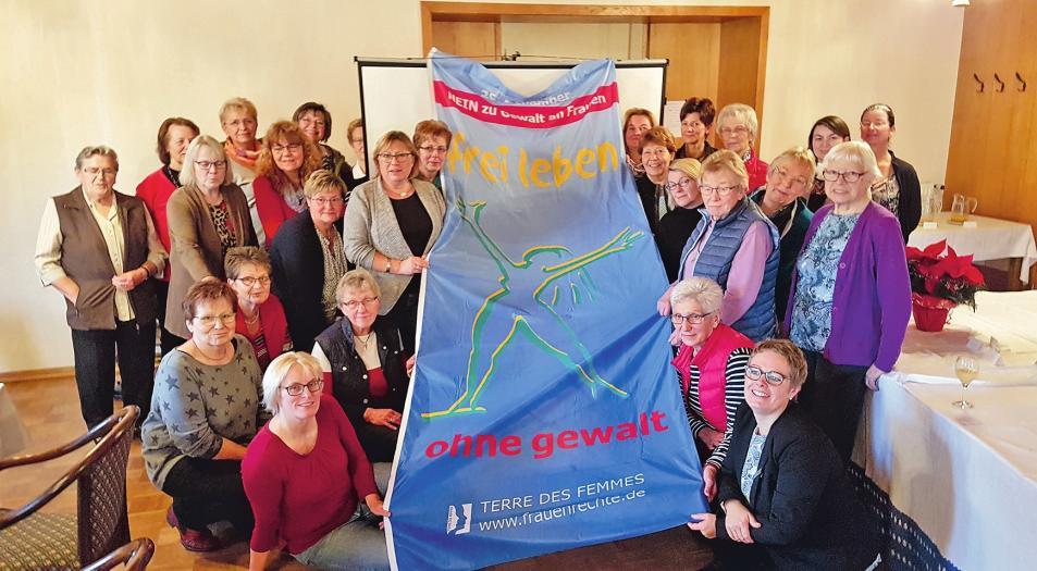"""Ob die """"Frei leben ohne Gewalt""""-Aktion oder der Handelstag – Natascha Heumann hat bereits große Projekte in der Samtgemeinde angeschoben."""