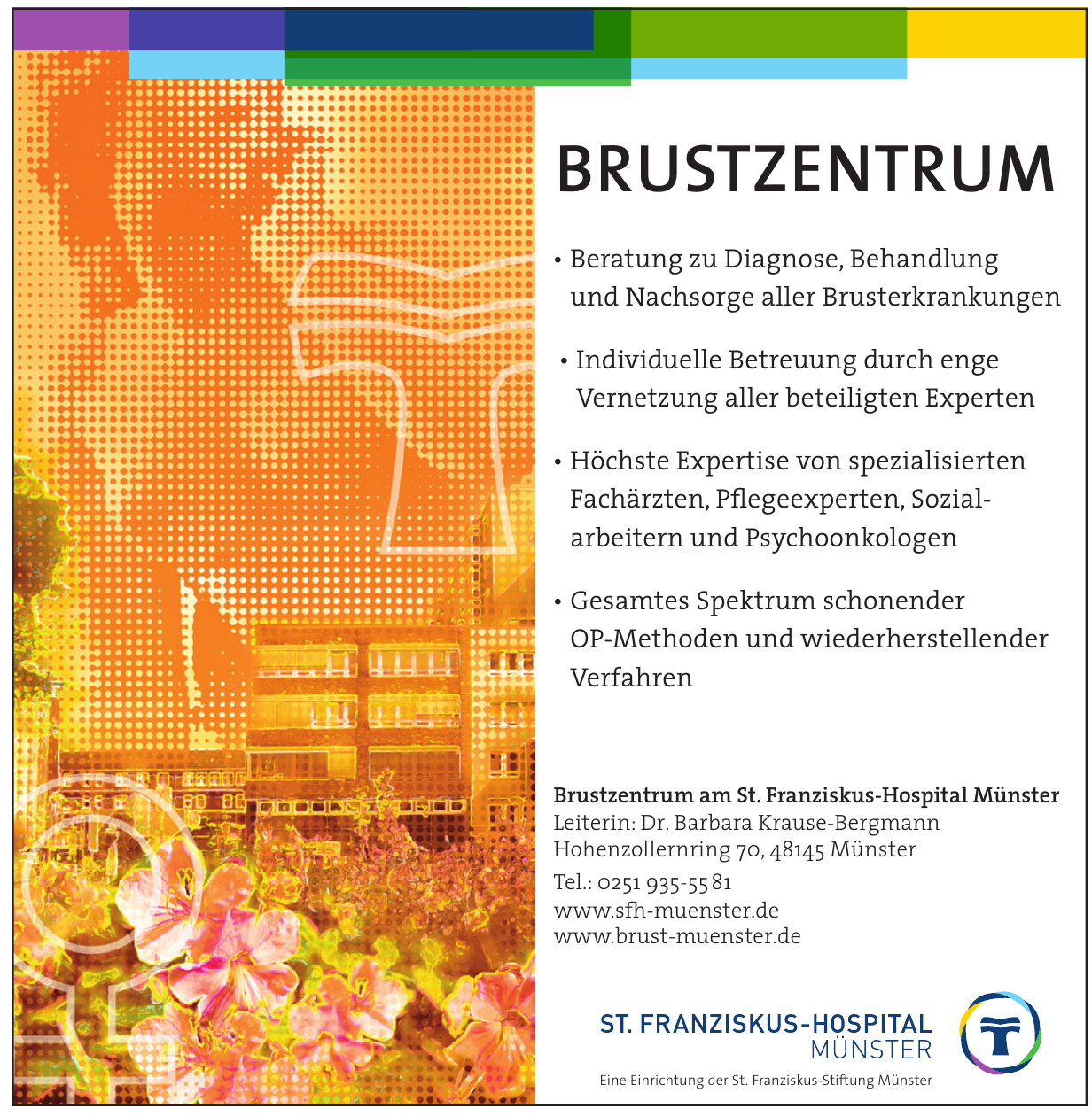 Brustzentrum am St. Franziskus-Hospital Münster