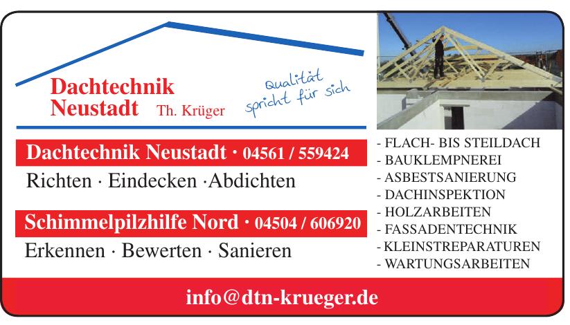 Dachtechnik Neustadt Th. Krüger