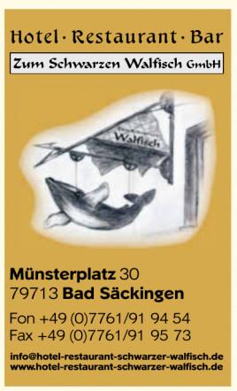 Zum Schwarzen Walfisch GmbH