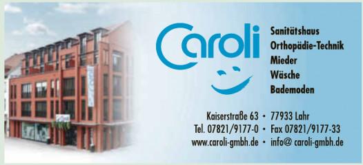 Sanitätshaus Caroli GmbH