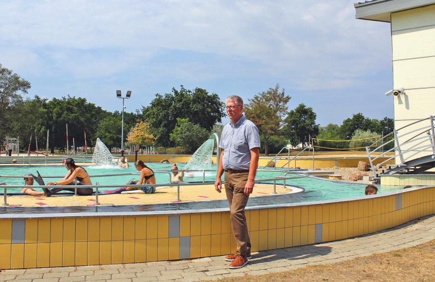 Das BadeLand – ein tolles Freizeitbad mit attraktiven Möglichkeiten der Erholung.