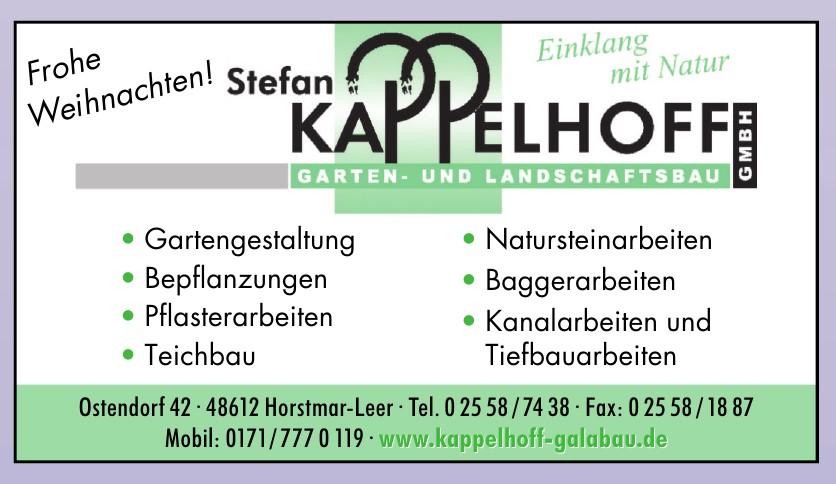 Stefan Kappelhoff Garten- und Landscheftsbau GmbH