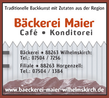 Bäckerei Maier