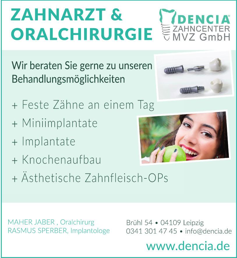 Dencia Zahncenter MVZ GmbH