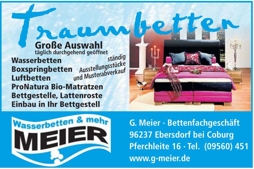 G. Meier Gim-Design