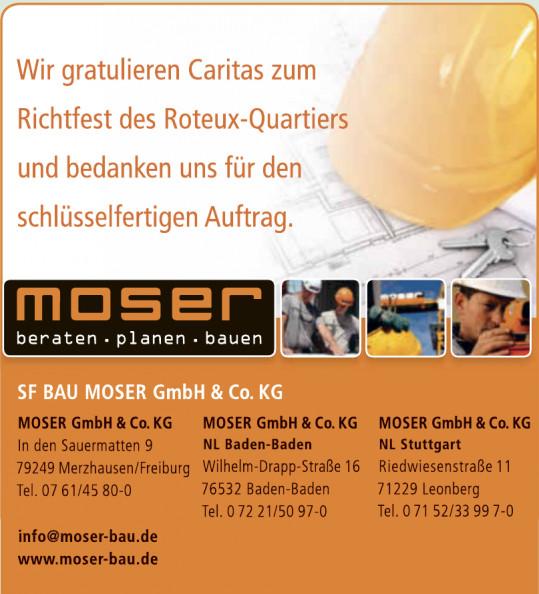 SF Bau Moser GmbH & Co. KG