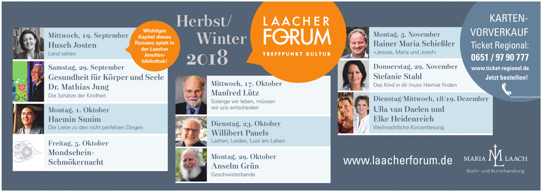Laacher Forum