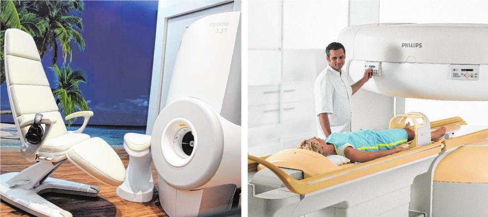Seltene Technik ermöglicht individuellen Service für Patienten