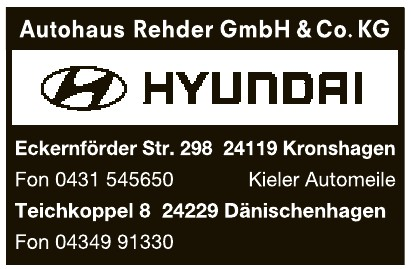 Autohaus Rehder GmbH & Co. KG