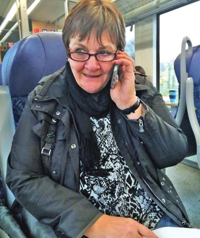 Astrid Wonde hat stets ein offenes Ohr bei ihrer ehrenamtlichen Arbeit als Gleichstellungsbeauftragte der Samtgemeinde.