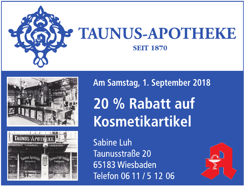Taunus-Apotheke