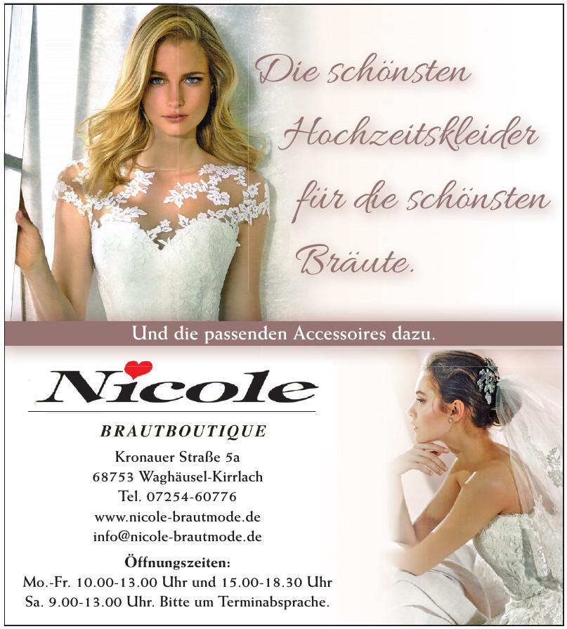 Nicole Brautboutique