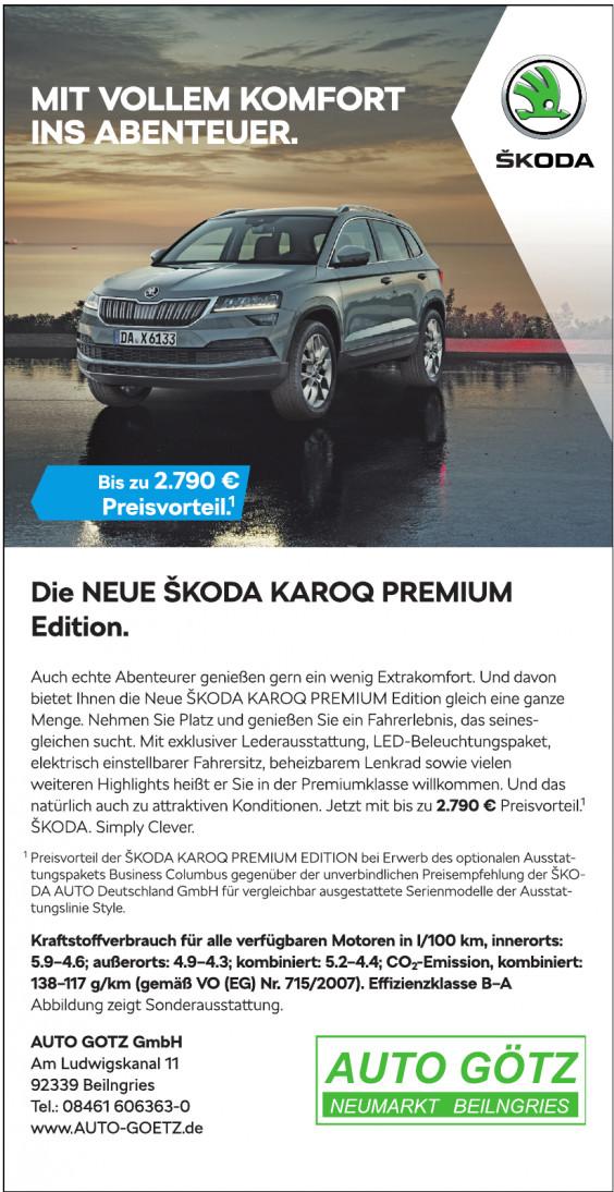 Auto Götz GmbH
