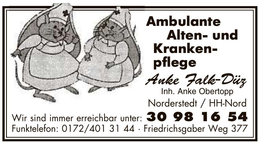 Ambulante Alten- und Krankenpflege Anke Falk-Düz