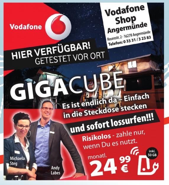 Vodafone Shop Angermünde