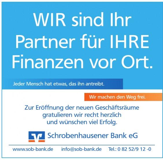 Schrobenhausener Bank eG