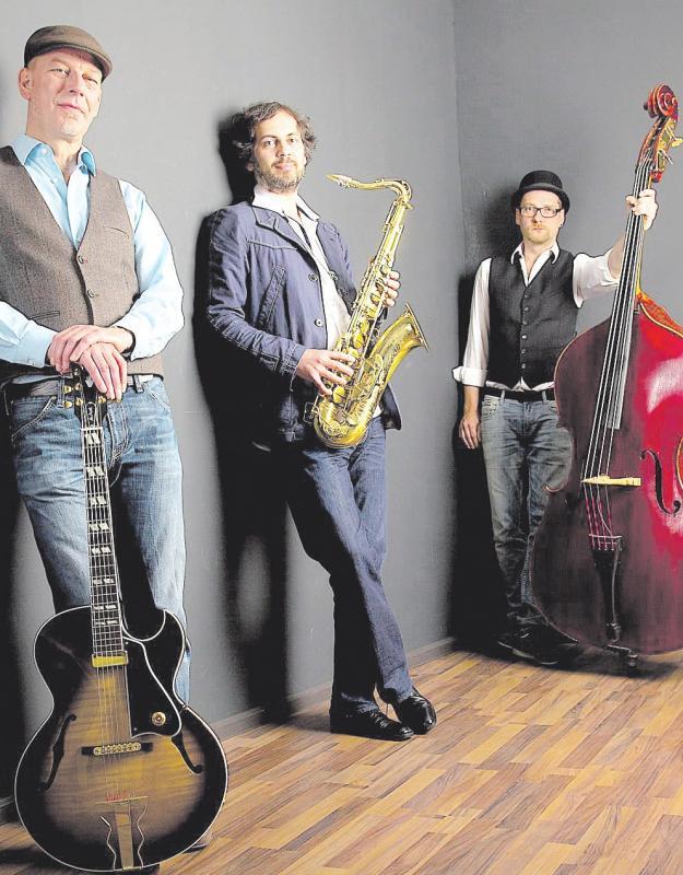 Das Tom-Kölling-Trio zu Gast in Hermannsburg. Foto: privat