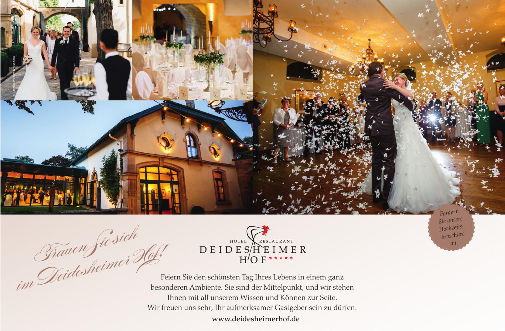 Hotel Restaurant Deidesheimer Hof