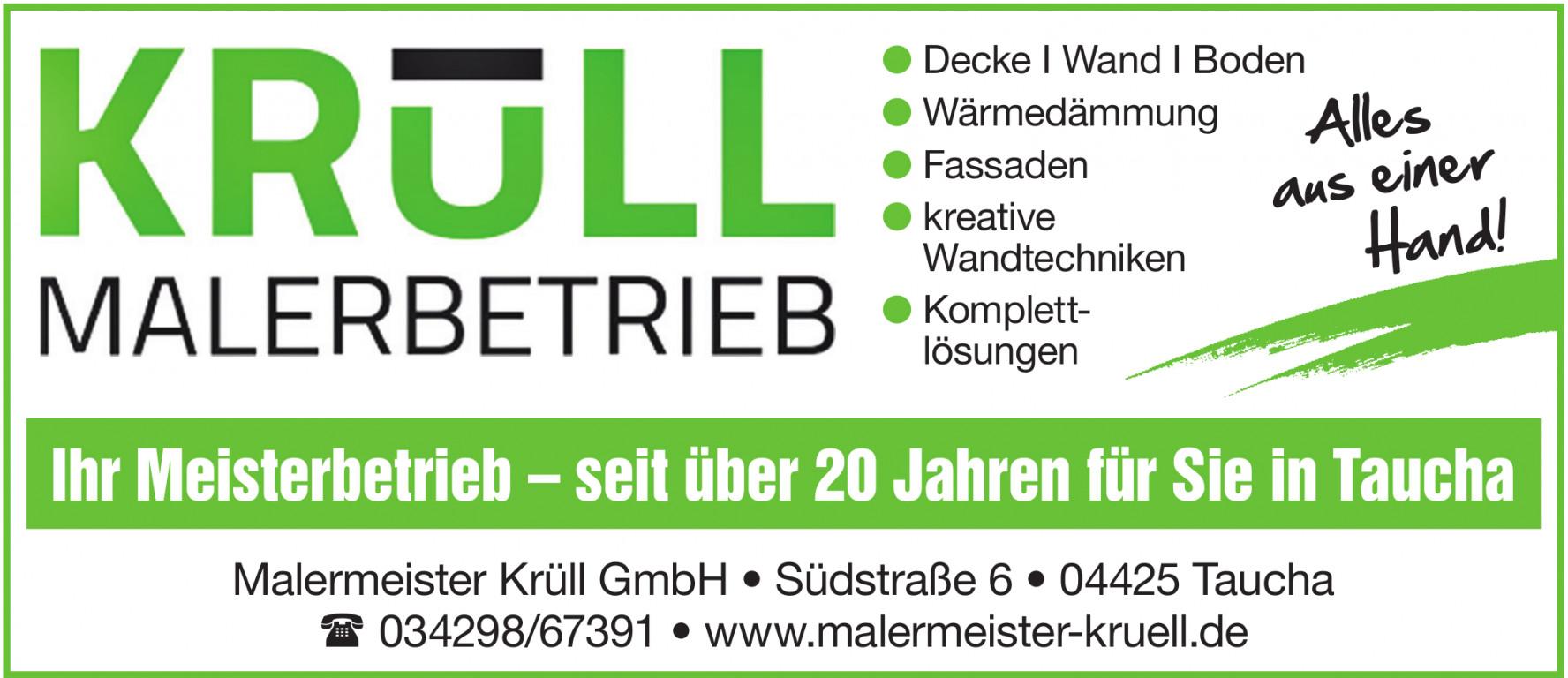 Malermeister Krüll GmbH