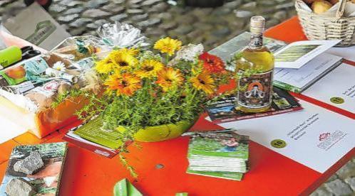 Regionale Spezialitäten und viel Informationen: Auch darauf dürfen sich Einheimische und Gäste freuen.