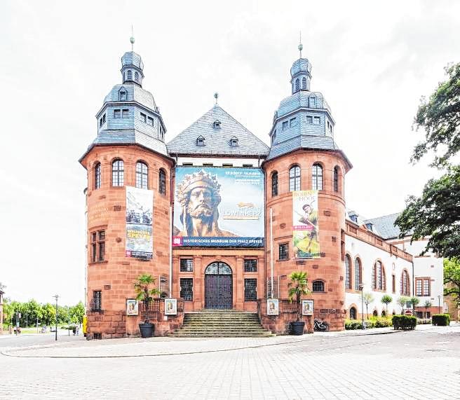 Das Historische Museum der PfalzBILD: HISTORISCHES MUSEUM DER PFALZ/CAROLIN BRECKLE