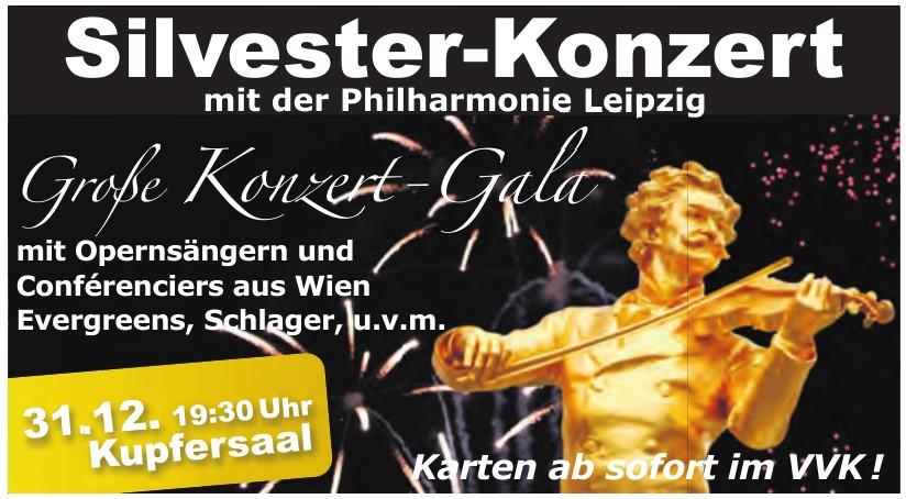 Silvester-Konzert