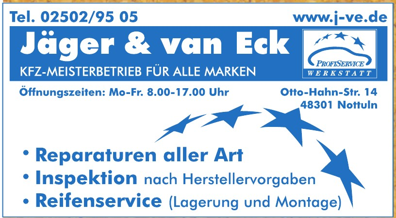 Jäger & van Eck