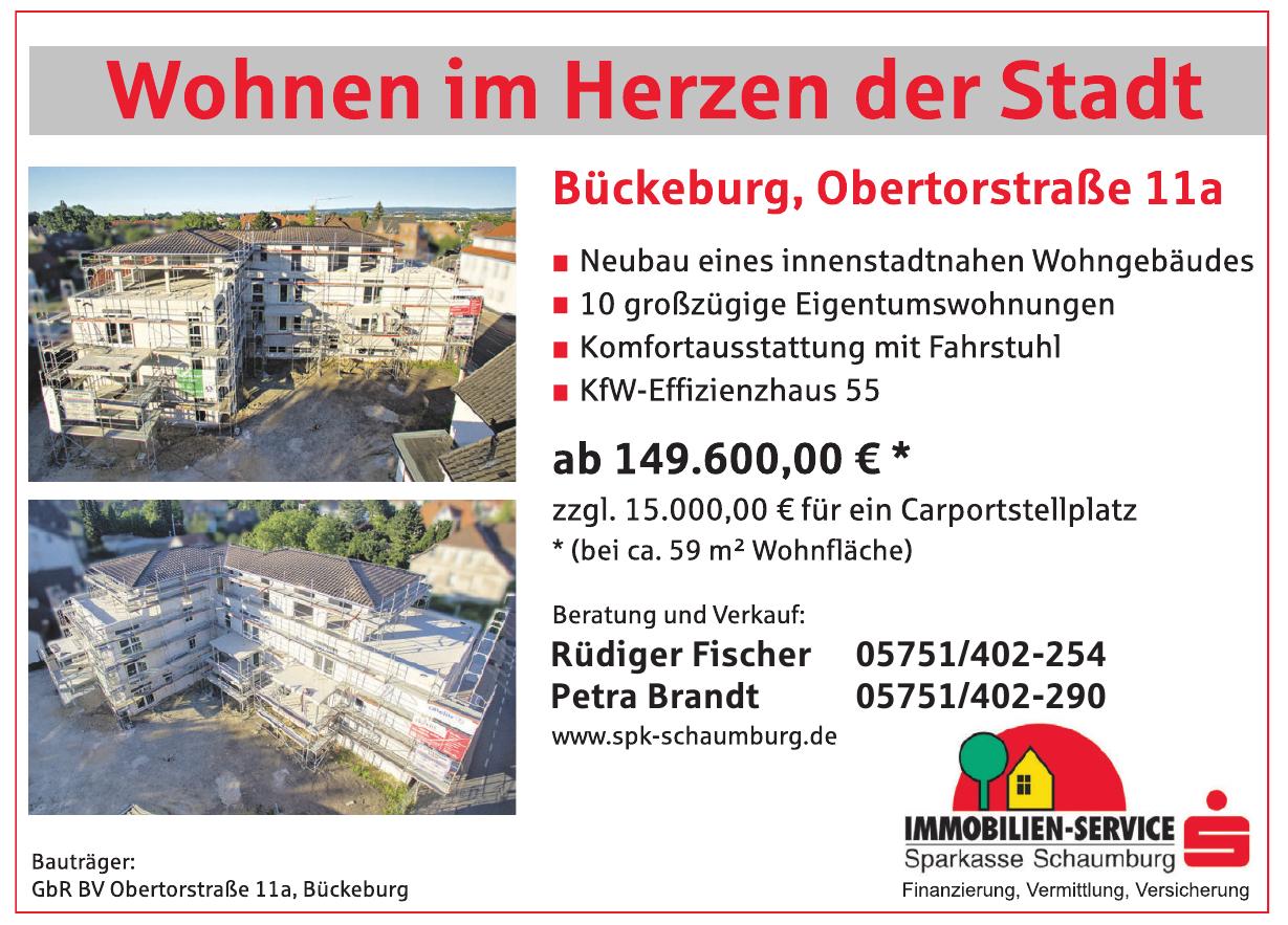 Immobilien-Service / Sparkasse Schaumburg