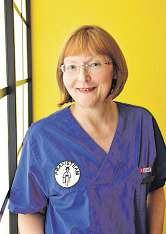 Dr. med. Sigrid Hülsbergen-Krüger, Harburg.