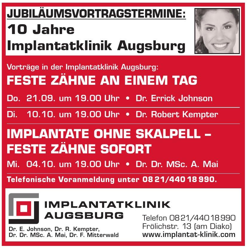 Implantatklinik Augsburg