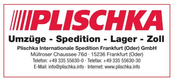 Plischka Internationale Spedition Frankfurt (Oder) GmbH