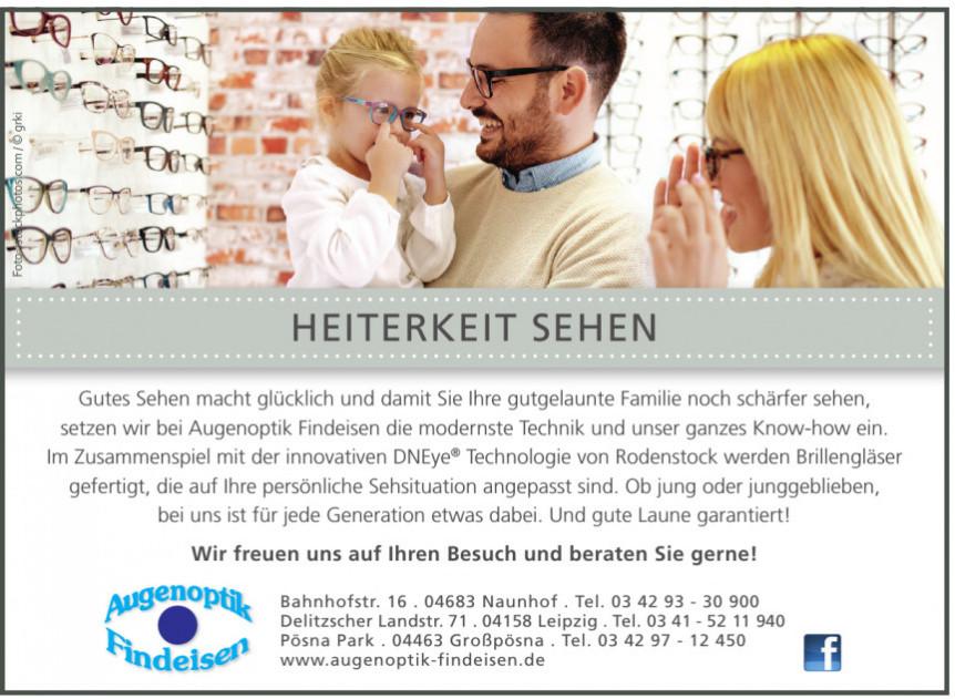 Augenoptik Findeisen