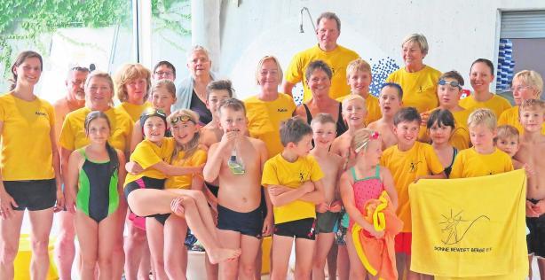 Vereint im Sportverein: Sonne bewegt Berge – eine starke Gemeinschaft dank Sport. Foto: SBB e.V.