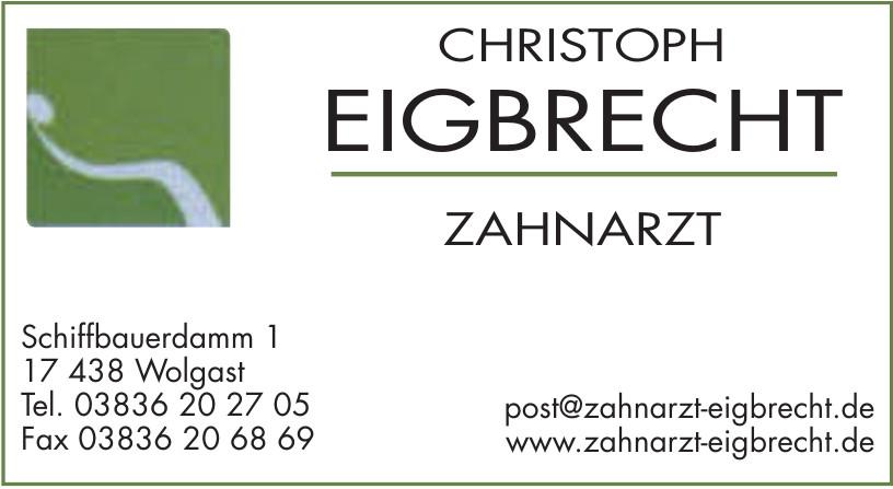 Christoph Eigbrecht Zahnarzt