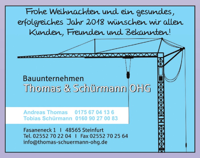 Thomas & Schürmann OHG
