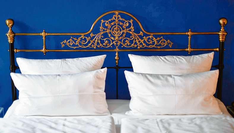 500.000 Touristen täglich: Das Hotelgewerbe boomt PA/ZB/JENS KALAENE