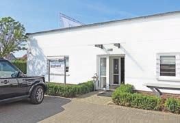 Das heutige Firmengebäude befindet sich in Stadthagen.