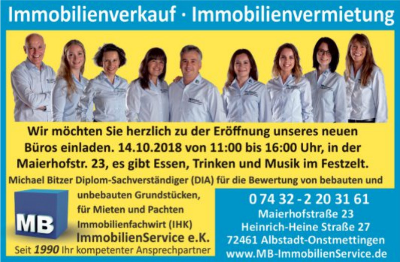 MB ImmobilienService e.K